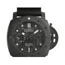 PANERAI サブマーシブル エコ パンゲア トゥールビヨン GMT - 50mm マイク ホーン エディション PAM01108