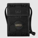 グッチ GUCCI Gucci Off The Grid ミニバッグスタイル(625599 H9HAN 1000)ブラック GG ECONYL ショルダーバッグ