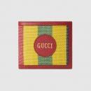 グッチ 財布 マーモント Men'S Gg Marmont メンズ 二つ折り財布 ブラック 428725 DJ20T 1000
