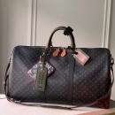 Louis Vuitton キーポル バンドリエール 50 M56856