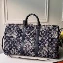 Louis Vuitton メンズ ボストン バッグ グレー M57285
