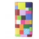 ルイ ヴィトン ポルトフォイユ ブラザ NM(二つ折長財布) ダミエ グラフィット 3D キャンバス マルチカラー N60457