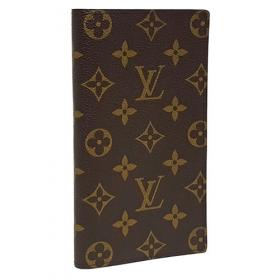 LOUIS VUITTON 2つ折り長財布(モノグラム) M60252