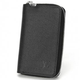 ルイヴィトン コインケース M32832 財布 タイガ ジッピー コインパース メンズ アルドワーズ ブラック 黒