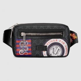 グッチ Night Courrier soft GG Supreme belt バッグ GUCCI ショルダーバッグ474293 9IKEN 8850