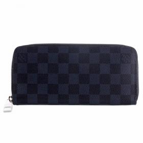 ルイヴィトン 財布 N62240 ダミエ コバルト ジッピー ウォレット ヴェルティカル
