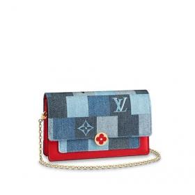 Louis Vuitton フローレチェーン ウォレット M69036