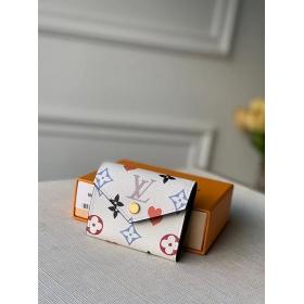 ルイ ヴィトン 財布 三つ折り ゲームオン キャンバス ポルトフォイユ ゾエ M80278